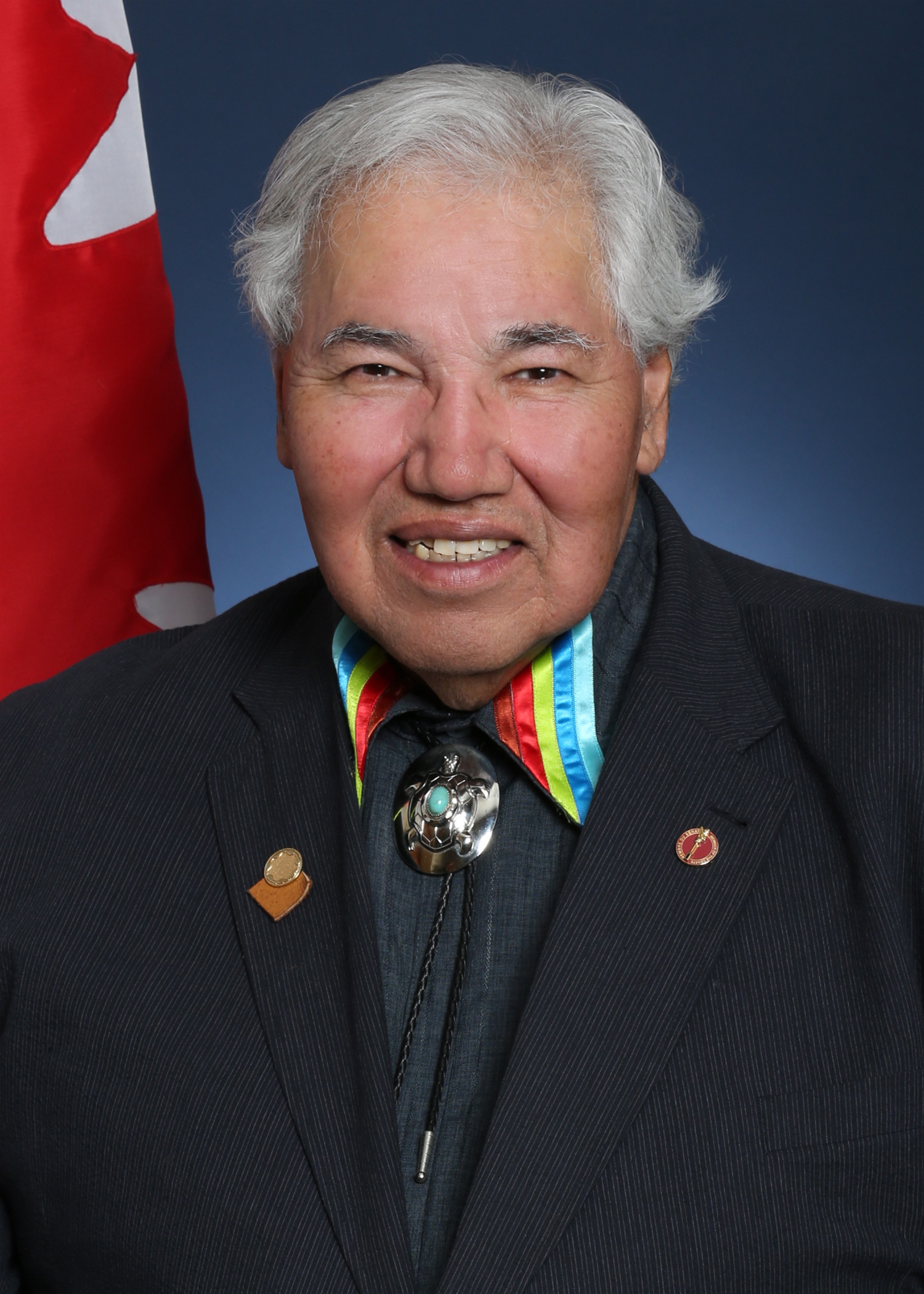 A profile photo of Senator Murray Sinclair