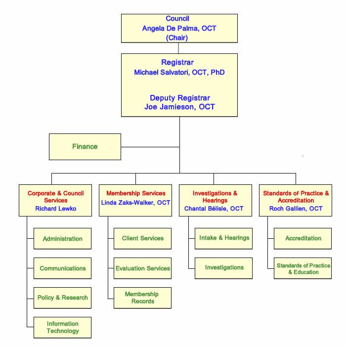 how to meet organisational governance