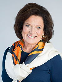 A profile picture of Margaret Trudeau
