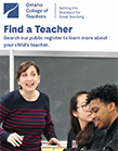 Find a Teacher Brochure