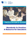 Standards in Practice Facilitator's Handbook