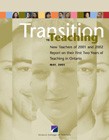 Transitions to Teaching 2003