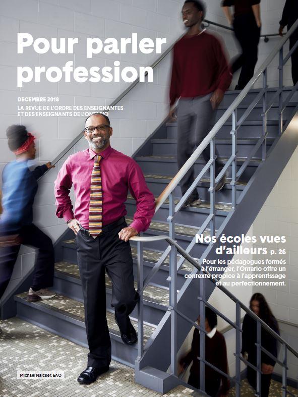 pour parler profession