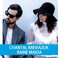 Raine Maida / Chantal Kreviazuk