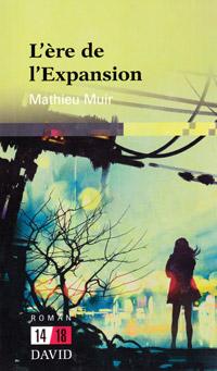 Couverture du livre L'ère de l'Expansion, de Mathieu Muir.