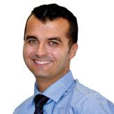 A photo of psychologist Daniel Chorney, PhD