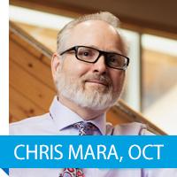 Photo of Chris Mara, Ontario Certified Teacher
