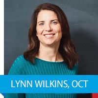 Lynn Wilkins, OCT