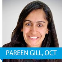 Pareen Gill, OCT